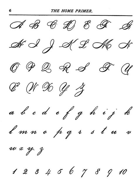 Cursive Writing A To Z Capital  Miscellaneous Stuff  Pinterest  Search, Writing And Cursive