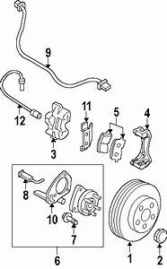 Oldsmobile Silhouette Abs Wheel Speed Sensor Wiring