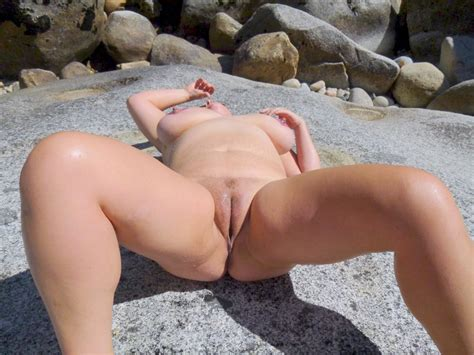 Bbw Celestewoodrow Nude By The Creek ShesFreaky