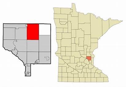 Minnesota Bethel East Anoka Wikipedia Highlighted