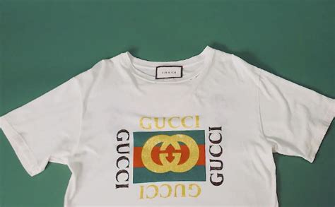 How To Spot A Real Gucci T-shirt