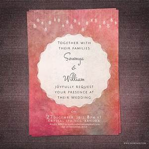 58 best images about invites on pinterest wedding With modern indian wedding invitations templates