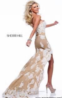 gift bags for bridesmaids sherri hill 21016 dress missesdressy