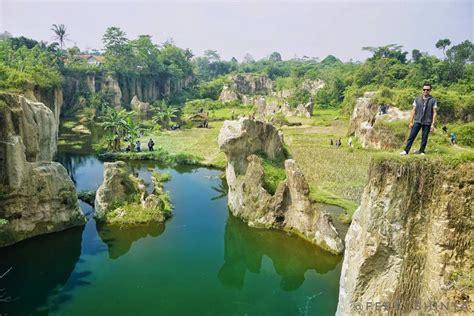 limakaki tebing koja kandang gozilla lokasi wisata murah