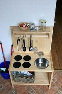 Ikea Küche Regal : ikea k che aus rast regal kinderk che pinterest ikea k che ikea und regal ~ Buech-reservation.com Haus und Dekorationen