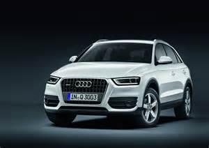 SUV kompakt: Audi Q3 Audi News