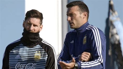 Barça star Messi headlines Argentina squad for World Cup ...