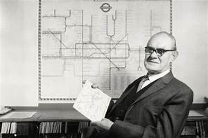 Meet Harry Beck  The Genius Behind London U0026 39 S Iconic Subway