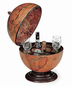 Bar Globe Terrestre : grande mappemonde globe terrestre bar de table nettuno vintage steampunk japan attitude deco0194 ~ Teatrodelosmanantiales.com Idées de Décoration