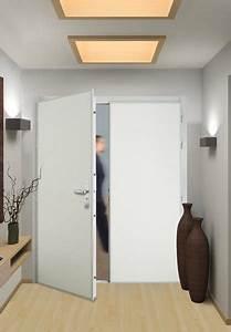 Porte Intérieur Double Vantaux : porte blind e picard diamant double vantaux la maison de la clef serrurerie nice ~ Melissatoandfro.com Idées de Décoration