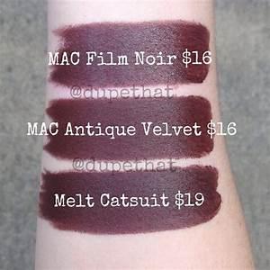 Dupethat: MAC Antique Velvet Dupes