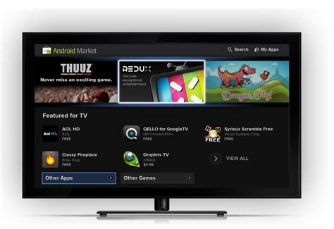 android tv app going to launch its own android tv