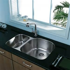 price pfister kitchen faucets vigo vg3121r 18 stainless steel undermount 30 70