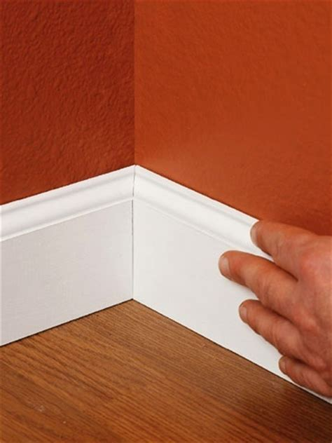 Innovative Floor Molding Ideas 1000 Ideas About Baseboard