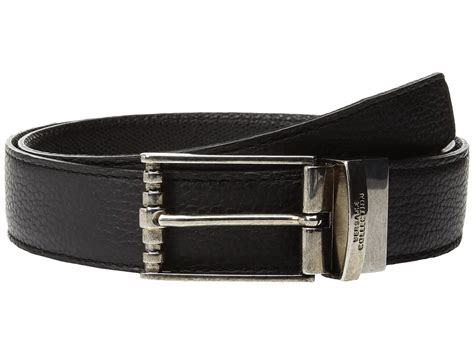 Versace Collection Classic Belt At Zappos.com