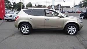 2005 Nissan Murano  Gold - Stock  11186