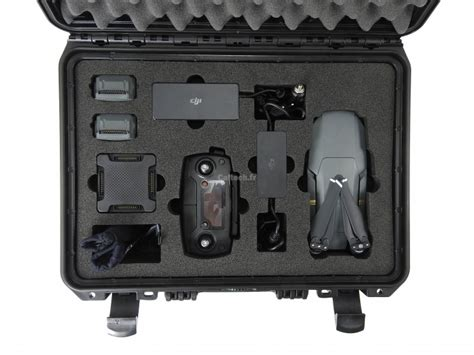 valise etanche dji mavic pro caltech flying eye