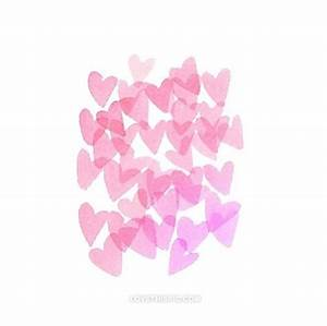 Cute Pink Hearts Pictures, Photos, and Images for Facebook ...