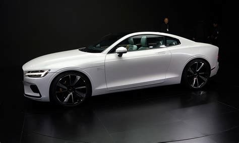 Polestar Debuts With Performance Coupe, Subscription Sales