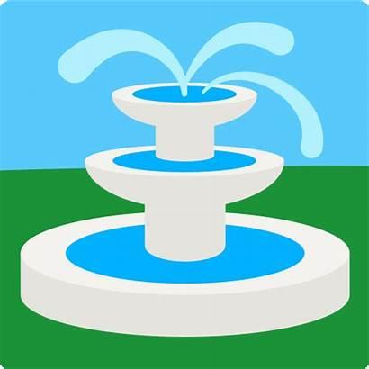 Emoji Fountain Emojis Places Travel Mozilla Firefox