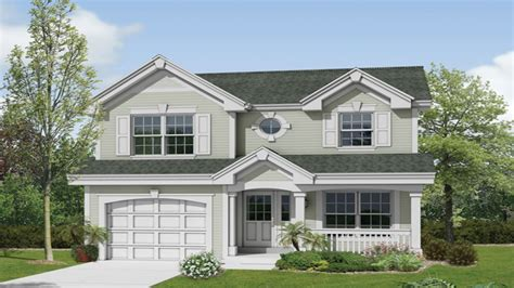 Twostory Small House Kits Small Two Story House Plans