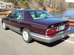 Sell Used 1996 Buick Park Avenue Ultra Supercharged