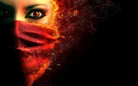 wallpaper  px bandit dark demon evil face