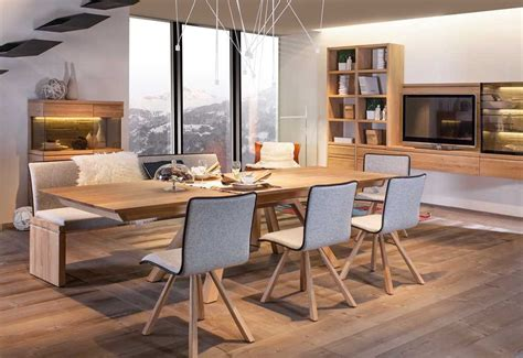 Esszimmer Le Loft by Table Noyer Table Repas En Noyer Spirit Luxe Et Design