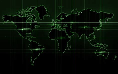 Digital World Map Wallpaper Hd by Gis Lab Services