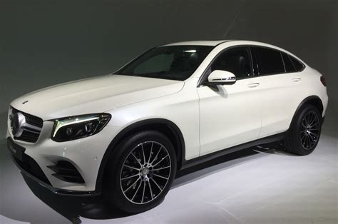mercedes dealership 2017 mercedes benz glc coupe first look review motor trend