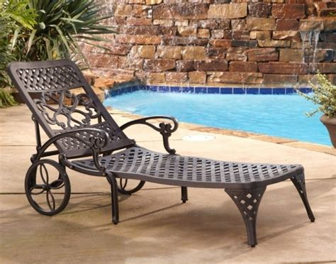 chaise metal vintage vintage metal wrought iron chaise lounge chairs with wheels photos 07 chaise design