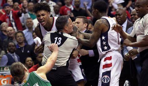 NBA - Ça part en combat de catch à Washington : Kelly vs Kelly