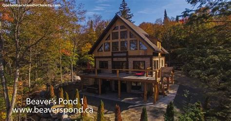 chalet 224 louer laurentides wentworth le beavers pond i id 8806