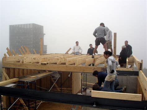 build wood mezzanine  woodworking