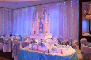 Princess Theme Sweet 16 Decorations Ideas