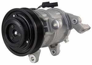 Oem Valeo Ac Compressor Fits Dodge 04