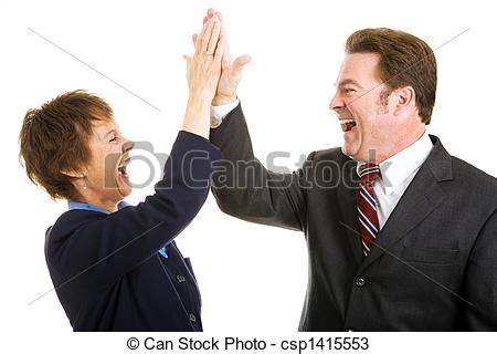 business stock photo stock photos of business high five enthusiastic business