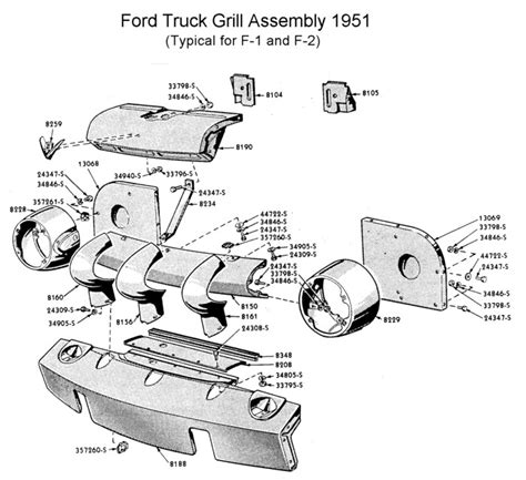 Wiring Diagram 1951 F1 Ford Truck by How Is For A 351w Page 2 Ford Truck