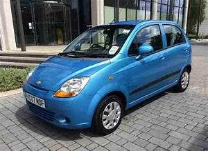 2007 Chevrolet Matiz 1 0 Se Blue Five Door Hatchback Ideal