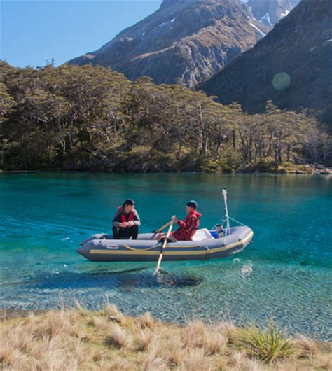 Boat World Usa by Remote New Zealand Lake Found To Be Among The World S