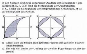 Fläche Von Kreis Berechnen : kreis fl che und umf nge von kreisfiguren mathelounge ~ Themetempest.com Abrechnung
