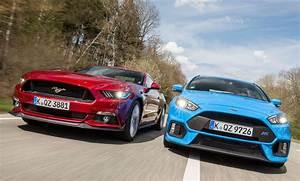 Ford Mustang Kosten : ford focus rs ford mustang gt vergleich ~ Jslefanu.com Haus und Dekorationen