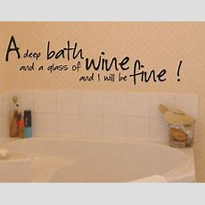 Bath Quotes And Sayings Quotesgram