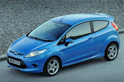 ford fiesta    car review car review