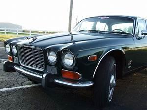 Jaguar With Chevy V8 Engine Conversion