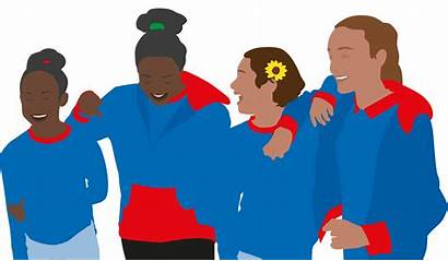 Guides Girlguiding Clipart Programme Training Currie 1st