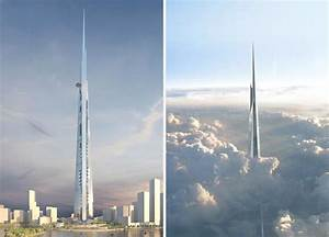 Kingdom Tower wants to become the world's tallest building