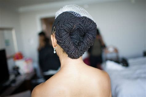 7 Wedding Styles For Natural Hair Brides To Be