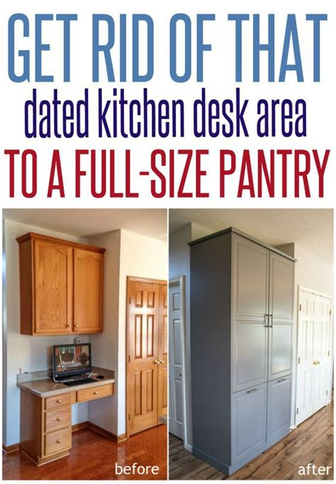 Ikea Kitchen Desk Area by How To Assemble An Ikea Sektion Pantry Best