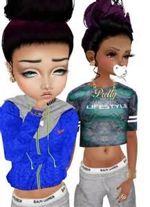 Trill IMVU Girl Avatars